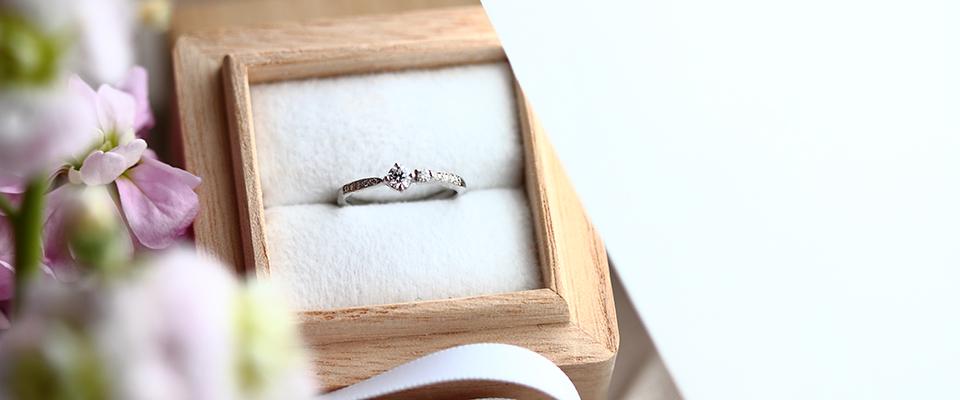 hokuroku (ホクロク)  ┃  鍛造オーダーメイド札幌結婚指輪、婚約指輪 ┃ 北海道(札幌、旭川)